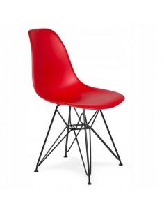 Krzesło DSR czerwone Milano...