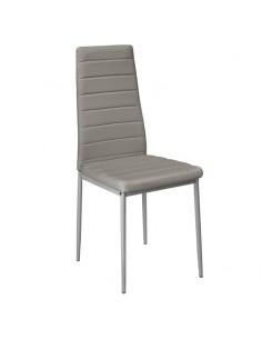 Krzesło Nicea szare