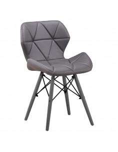 Krzesło ELIOT szare -...