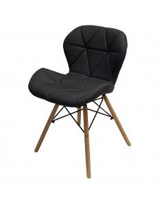 Krzesło ELIOT FABRIC czarny...