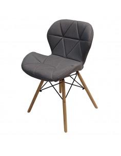 Krzesło ELIOT FABRIC szary...