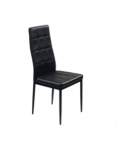 Krzesło MONAKO czarne