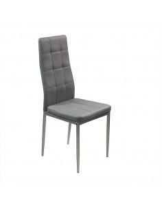 Krzesło MONAKO szare