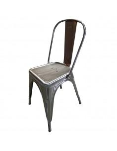 Krzesło metalowe TOLIX
