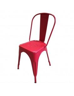 Krzesło metalowe TOLIX...