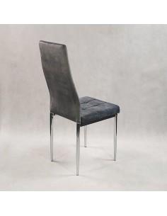 Fotel DAR Czarny