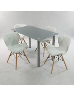 Krzesło EUFORIA Białe