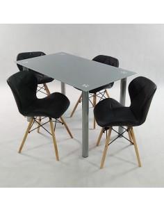 Krzesło GHOST CLEAR