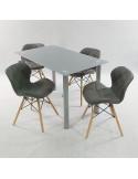 Krzesło BASKET Białe