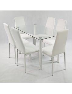 Krzesło SORENTO Białe