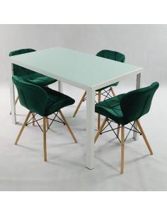 Fotel biurowy COUTURE czarny