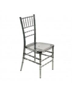 Krzesło RETRO dymione