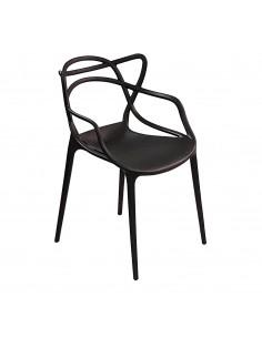 Krzesło MASTER czarne