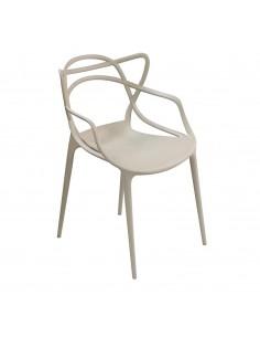 Krzesło MASTER szare