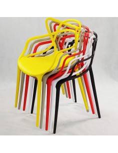 Krzesło NORDEN Białe