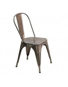Krzesło metalowe Paris
