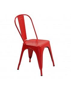 Krzesło metalowe Paris...