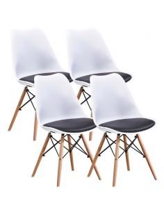 4 x Krzesło NORDEN DSW...