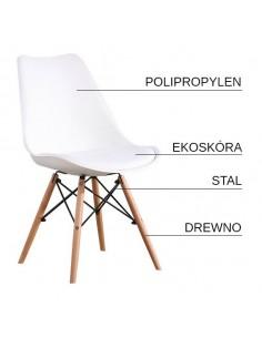 Krzesło DSR Black