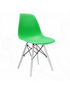 Krzesło DSW Milano zielone,...