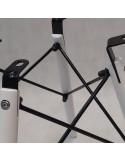 Fotel DAW Patchwork tapicerowany