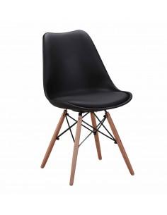Krzesło NORDEN DSW Czarne