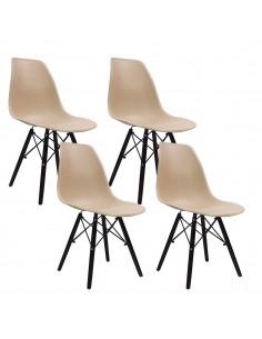4 krzesła DSW Milano...