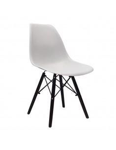 Krzesło DSW Milano szare,...