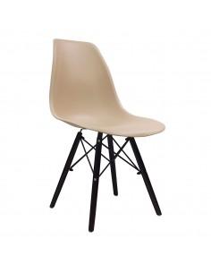 Krzesło DSW Milano beżowe,...