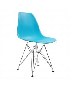 Krzesło DSR Milano ciemno...
