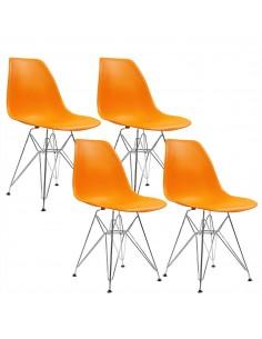 4 krzesła DSR Milano...