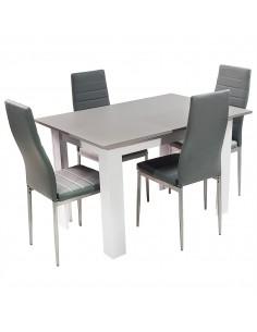 Zestaw stół Modern WG i 4...