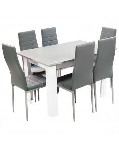 Zestaw stół Modern WG i 6...