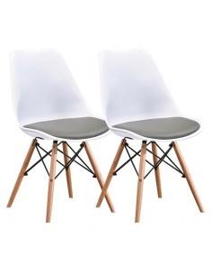 2 x Krzesło NORDEN DSW...