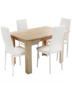 Zestaw stół Modern sonoma 4...