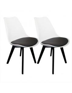 2 x Krzesło NORDEN MONO...