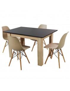 Zestaw stół Modern SB i 4...