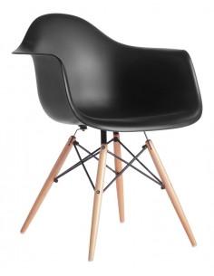 Fotel DAW Czarny