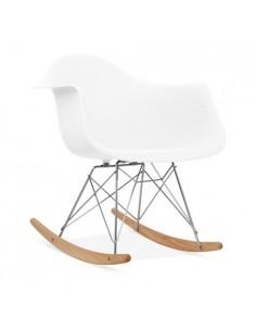 Fotel RAR Biały