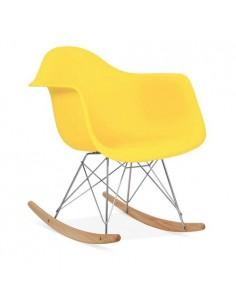Fotel RAR Żółty