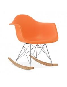 Fotel RAR Pomarańczowy