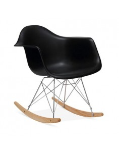 Fotel RAR Czarny