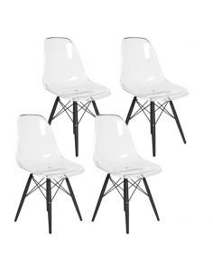 4 x Krzesło DSW Milano...