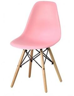 Krzesło DSW Milano Różowe